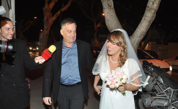 עמנואל רוזן חתונה (צילום: צ'ינו פפראצי ,mako)