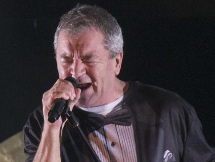 איאן גילן, דיפ פרפל הופעה בנוקיה (צילום: נמרוד סונדרס)