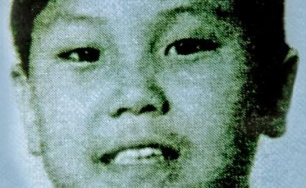 קים ג'ונג און בגיל 10 (צילום: דיילי מייל)