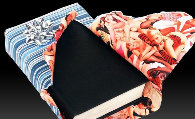 עטיפות מגניבות, ספר (צילום: dudeiwantthat ,mako)