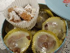עוגיית סוכר חום ושקרים קטנים של צילה עופר (צילום: דניאל בר און ,mako)