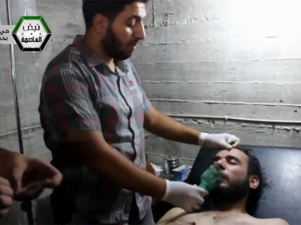 סוריה: נמשך השימוש בנשק כימי?