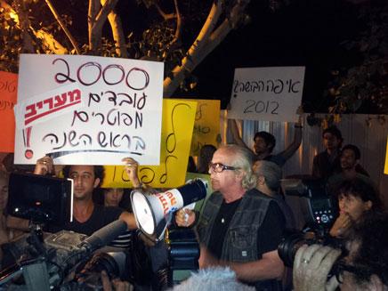 נאבקים יותר משנה (צילום: חדשות 2)