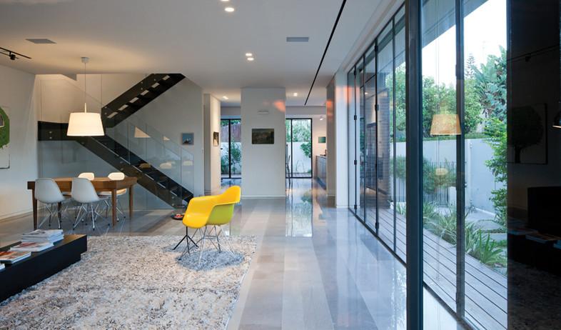 תכנון אדריכלי של בית