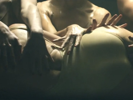 קיילי מינוג, סקסרסייז (צילום: צילום מסך מתוך youtube)
