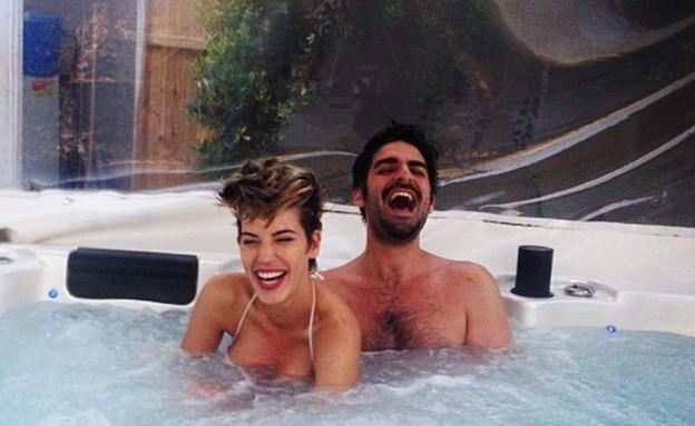 נטלי דדון ורותם כהן בספא (צילום: האינסטגרם של דנה רון ,instagram)