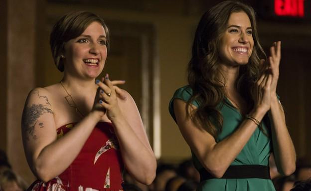 בנות עונה 3 (צילום: באדיבות yes/HBO )