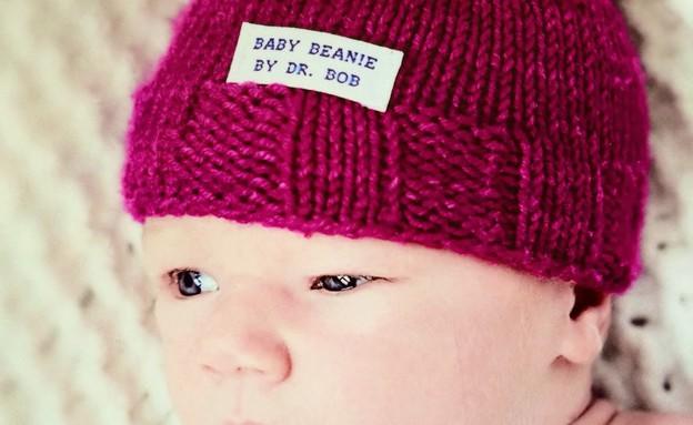"""התינוק אליוט אליזבת (צילום: ד""""ר רוברט סנסונטי)"""