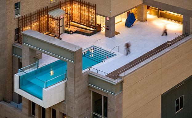 מלון The Joule, דאלאס (צילום: designsigh.com)