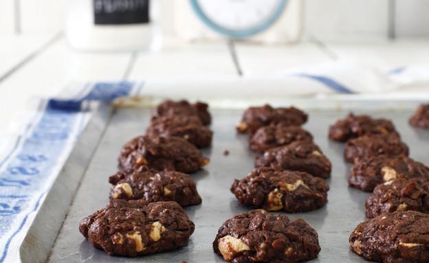 עוגיות שחיתות - אורן בקר (צילום: אפיק גבאי ,אוכל טוב)