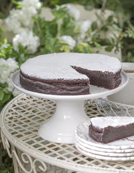 עוגת שוקולד גרמנית עשירה