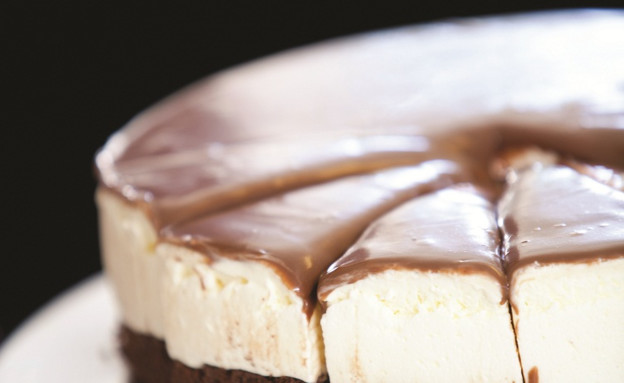 עוגה מתגלצ'ת, קרין גורן (צילום: דניאל לילה ,אם לסבתא היה מיקסר)
