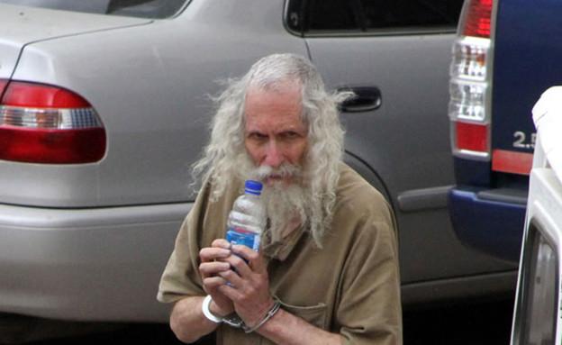 הרב ברלנד נעצר בזימבבואה (צילום: opey fibanda ,chorincle zimbaawa)