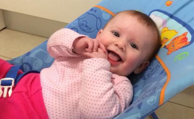 דור התינוקת של שלי (צילום: תומר ושחר צלמים ,9 חודשים)