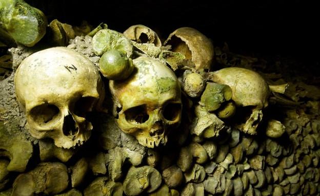 קטקומבות (צילום: אימג'בנק / Thinkstock)