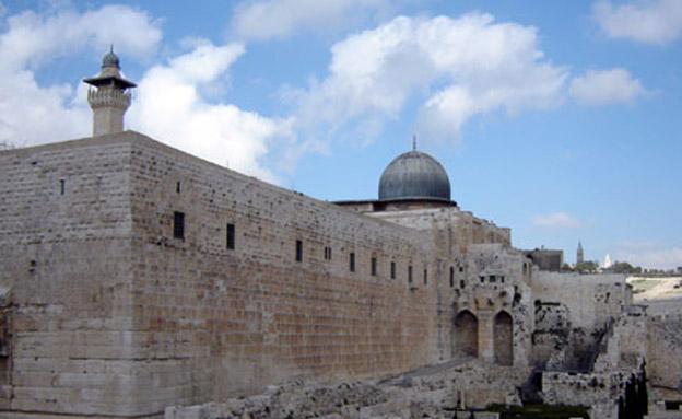 סיור בין חומות העיר העתיקה ואתריה (צילום: דניאל נחמיה, חדשות 2)