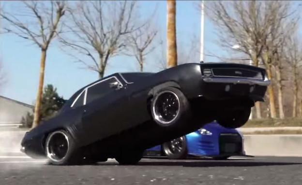 מהיר ועצבני - מכוניות שלט 2 (צילום: יוטיוב )