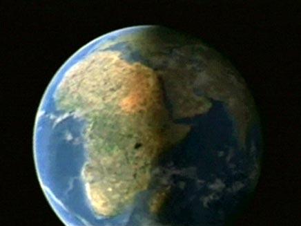 האם נמצא האח התאום של כדור הארץ? (צילום: חדשות 2)