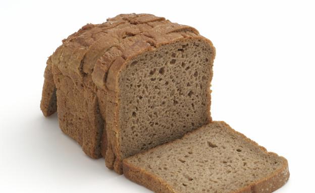 לחם שחור פרוס (צילום: istockphoto ,istockphoto)