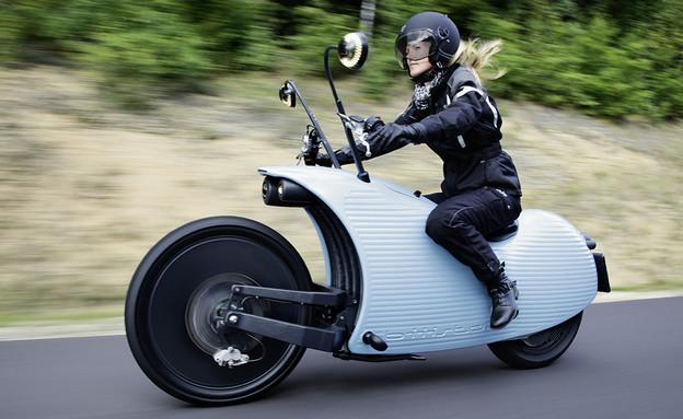 אופנוע חשמלי Johammer (יחסי ציבור)