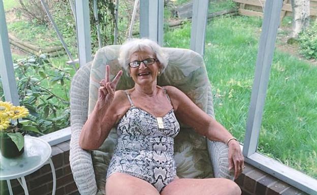 סבתא קולית (צילום: אינסטגרם)