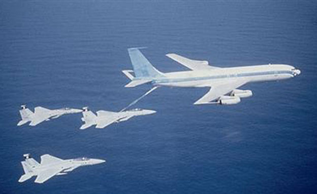 אילוסטרציה (צילום: אתר חיל האוויר)
