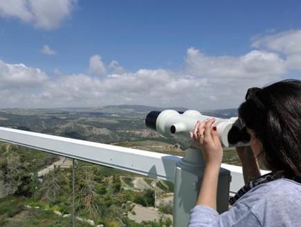 אהבה בגבהים2, צלם אמנון אוזן, צימר על ההר