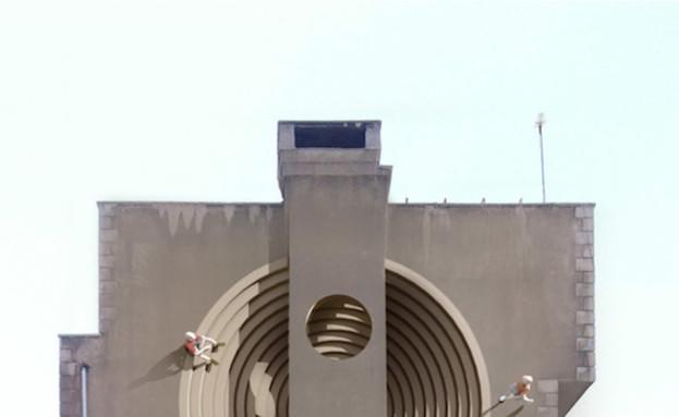 ציורי קיר באיראן (צילום: facebook.com/mehdi.ghadyanloo)