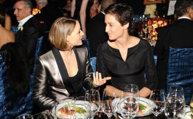 ג'ודי פוסטר ואלכסנדרה הדיסון (צילום: אימג'בנק/GettyImages ,getty images)