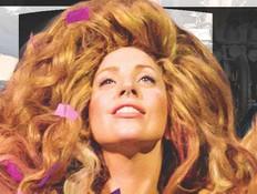 ליידי גאגא, כרזת המופע ARTPOP Ball (צילום: האתר הרשמי של ליידי גאגא ,http://www.ladygaga.com)