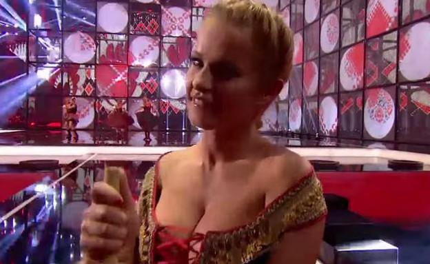 השיר הפולני באירווזיון (צילום: צילום מסך מתוך youtube)