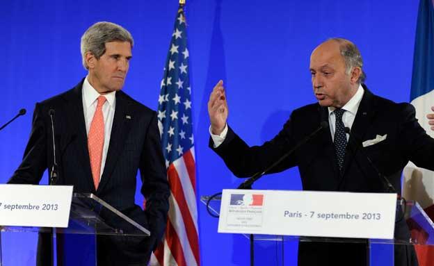קרי ופביוס בוושינגטון (צילום: AP)