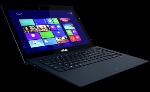 מחשב ה-ZenBook UX301 של Asus (צילום: Asus)