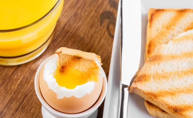 ביצה רכה (צילום: istockphoto ,istockphoto)