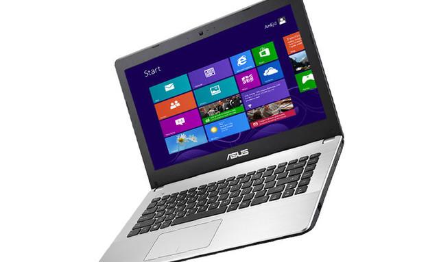 מחשב מדגם X550 של Asus (צילום: Asus)
