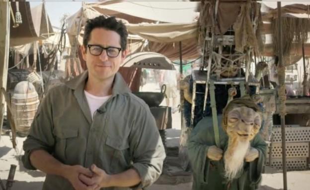 קמפיין ההתרמה של מלחמת הכוכבים (צילום: צילום מסך מתוך youtube)