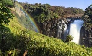 מפלי ויקטוריה, אפריקה (צילום: אימג'בנק / Thinkstock ,Thinkstock)