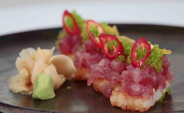 מסעדת TYO אוסקה קאנסי (צילום: עודד קרני ,אוכל טוב)