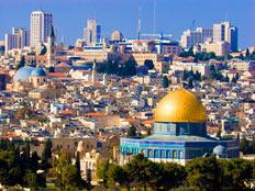 חרדים יותר, רעבים יותר. ירושלים
