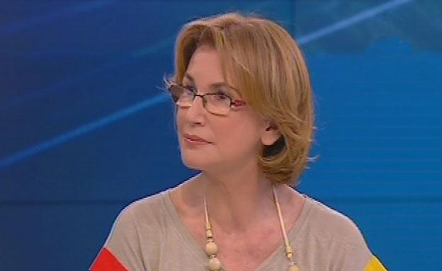 """""""מלחמה סיזיפית"""". השרה גרמן, ארכיון (צילום: חדשות 2)"""