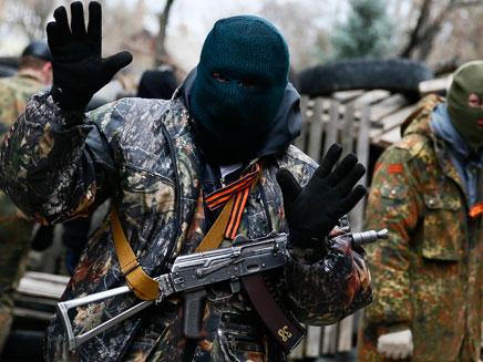 מסכנים את היהודים. הקרבות באוקראינה, ארכיון