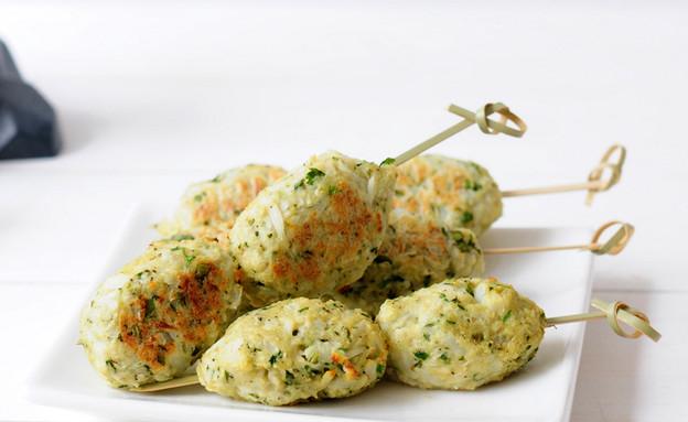 קבב צמחוני מכרובית (צילום: שרית נובק ,אוכל טוב)