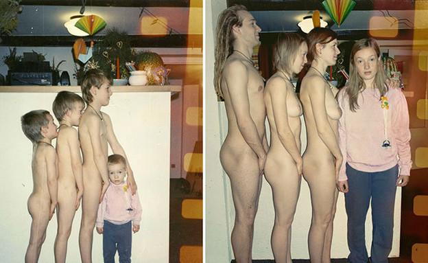 שחזור תמונות ילדות (צילום: Irina Werning)