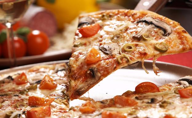 פיצה(istockphoto)