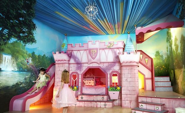 בתי משחק יוקרתיים (צילום: מתוך האתר masterwishmakers.com ,צילום מסך)