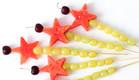 שרביטי פירות (צילום: שרית נובק ,אוכל טוב)