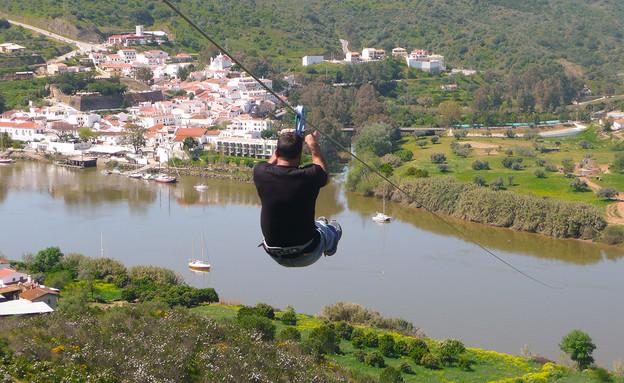 אומגה מספרד לפורטוגל, גולש (צילום: limitezero)