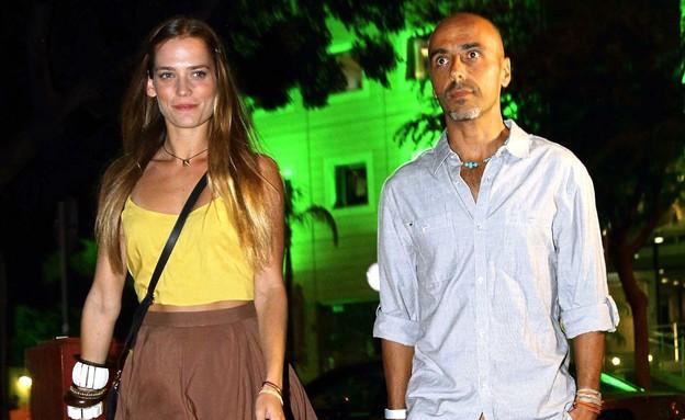 אלי פיניש ודנה פרידר (צילום: אמיר מאירי ,mako)
