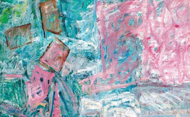 אוסף האמנות של אי.די.בי (צילום: בית המכירות תירוש)