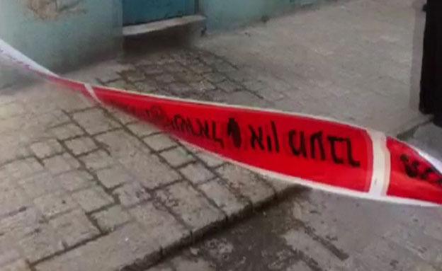 צעיר נהרג ושלושה נפצעו (צילום: אלימלך גרסטל)